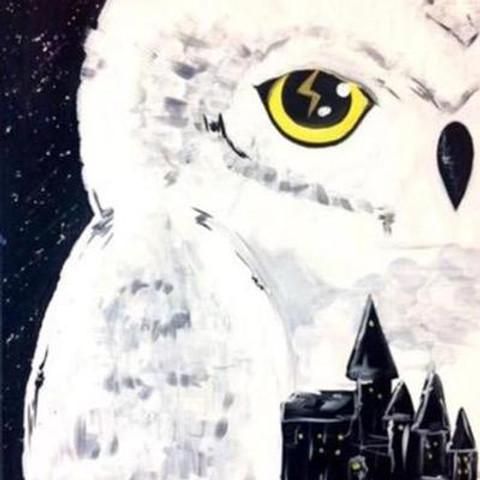 Trivia & Paint & Sip - Hedwig's Castle