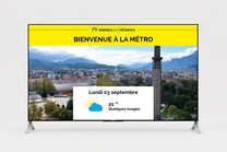 Grenoble Alpes Métropole, campagne de communication interne