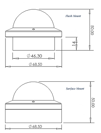 MICRON DOME SIZE.bmp