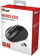 wireless mouse in box