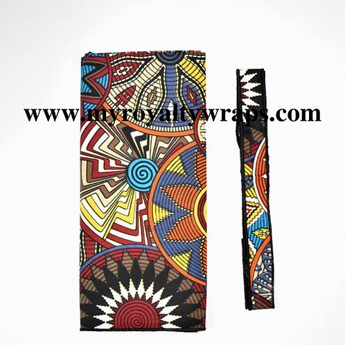 Ifeyemi Wrap & Choker set