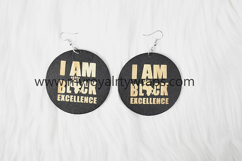 Black Excellence Earrings