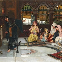 John_William_Waterhouse_-_Consulting_the