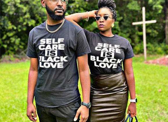 SELF CARE IS BLACK LOVE