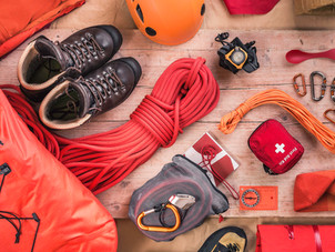 Rock Climbing Safety And Security