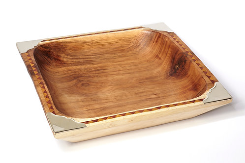 Light wood trays 30x30