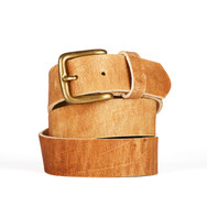 Polo gaucho leather belt from Argentina Raw