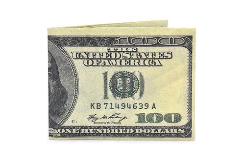 Tyvek paper wallet DOLLAR