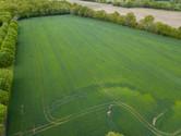 Beaufort Drone photo d'une culture degat gibier intemperie expert indemnisation assurance Berry Chateauroux La Chatre Indre