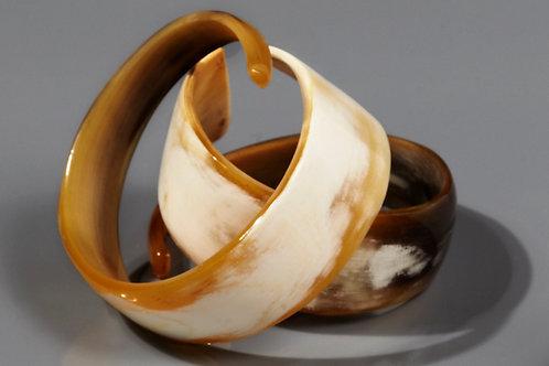 6 napkin rings set