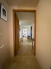 Couloir Gite appareil grand angle Poitiers