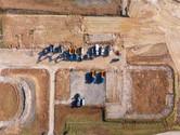 Photo de suivi de chantier par drone à Niort, dans les Deux-Sèvres 79