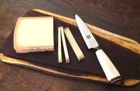 Gaucho knife from Argentina cow bone lea