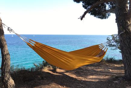 Premium cotton hammock from Argentina