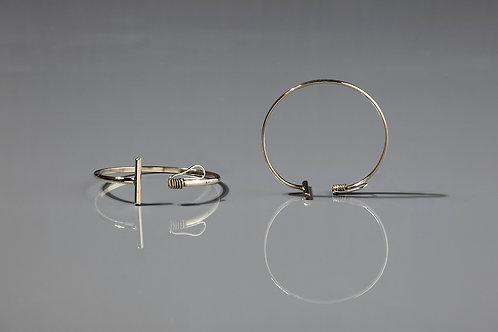 Argentan polo bracelet