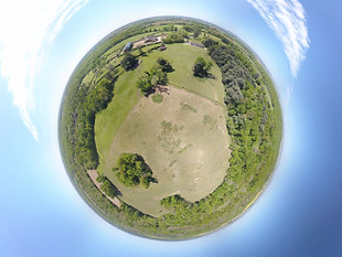 Photo_drone_panorama_sphere_360_poitiers