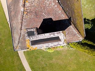 Beaufort Drone photo inspection de toiture travaux suivi chantier Sologne Orléans Salbris Romorantin