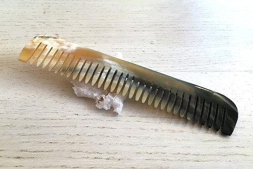 Peigne en corne HOMME 1