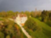 Beaufort Drone captation prestation photo vidéos agence immobilière demeure propriété chateau gites chambres d'hotes propriétaires Centre val de Loire