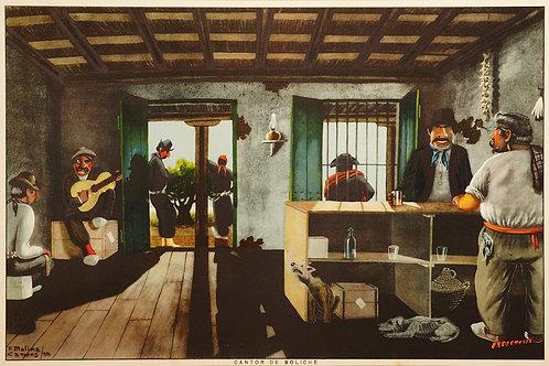 Cantor de boliche - Avril 1944