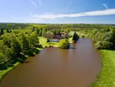 Photo par drone d'une propriété pour annonce immobilière à Angoulême, Charentes 16