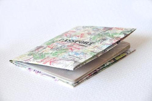 Etui passeport papier Tyvek