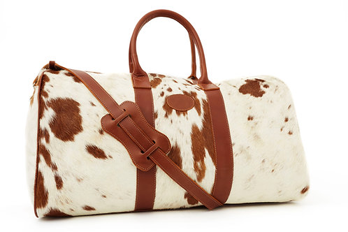 Travel bag COW HIDE LEATHER