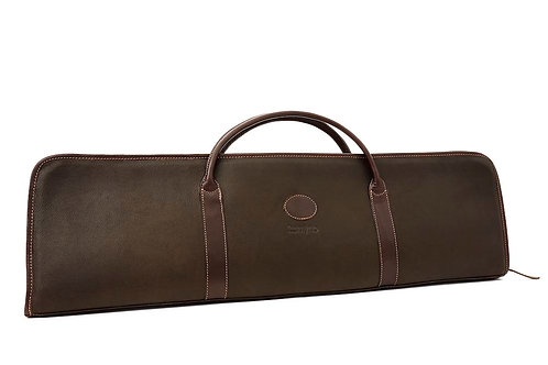 Lined leather case GUN EXPRESS