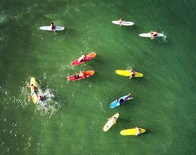 Exemple de vue aérienne pour activités sportive loisirs et plein air