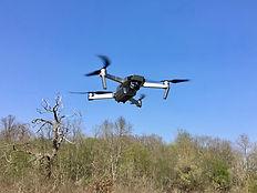 Beaufort Drone inspection valorsation promotion a Chateauroux