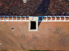 Beaufort Drone photo lors d'une inspecti