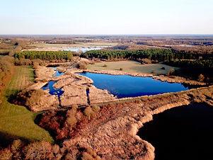 Vue_aerienne_par_Beaufort_Drone_d'étangs
