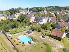 Agence immo propriete photo drone Poitiers