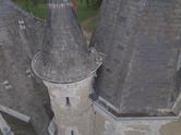 Inspection photo de toiture par drone pour préparation de chantier à Tours, Indre et Loire 37.