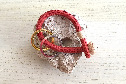 Multi bunches key ring