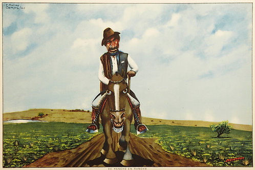 De rancho en rancho - Novembre 1944