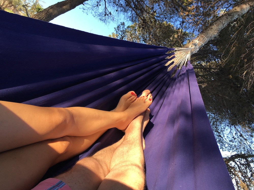 Kamyno premium cotton hammocks