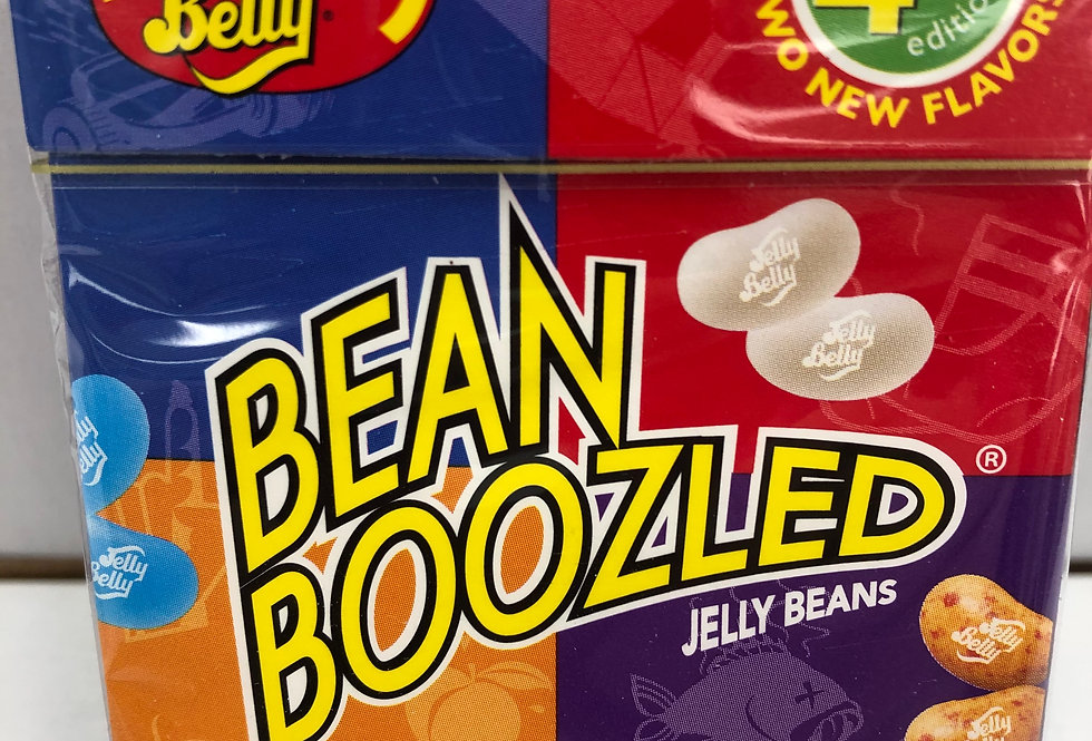 """""""Jelly Belly"""" Bean Boozled 4th Edition"""