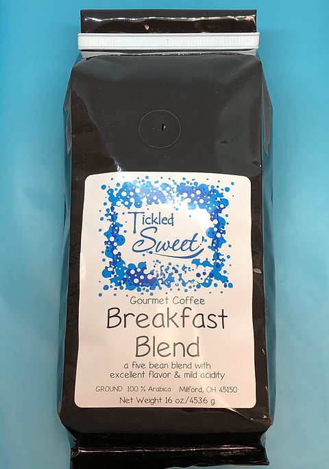 Breakfast Blend - Gourmet Coffee