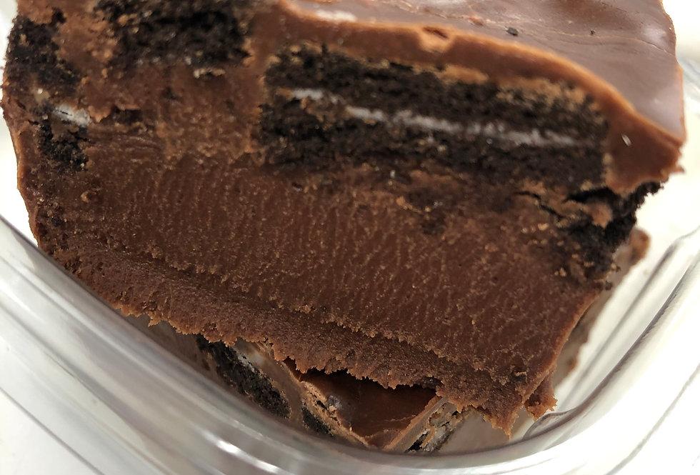 Chocolate Cookies N Cream Fudge