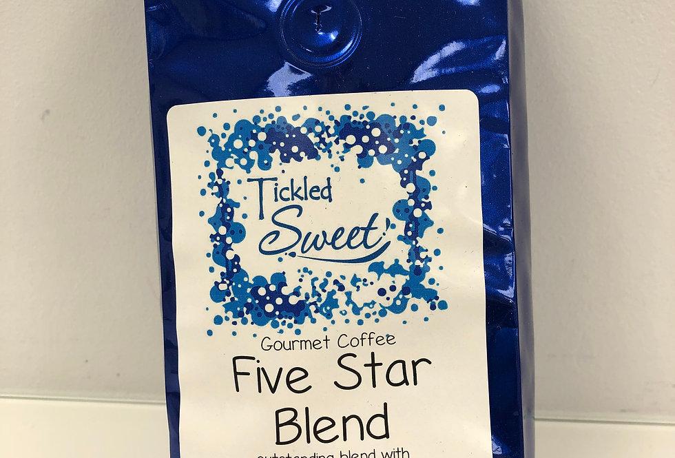 Five Star Blend- Gourmet Coffee