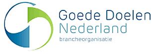 Logo Goede doelen Nederland