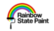 rainbow state paint