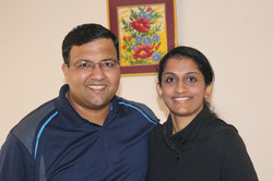 Nithya and Subbu