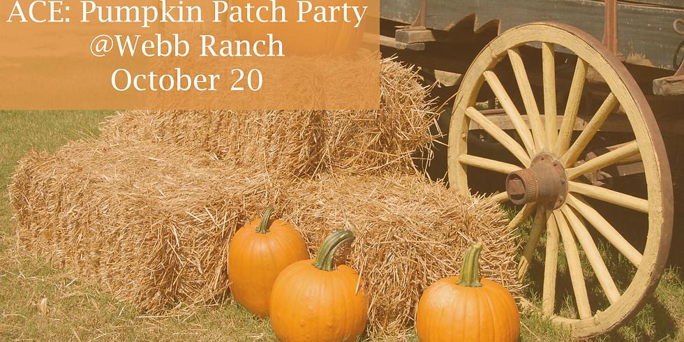 ACE: Pumpkin Patch Party