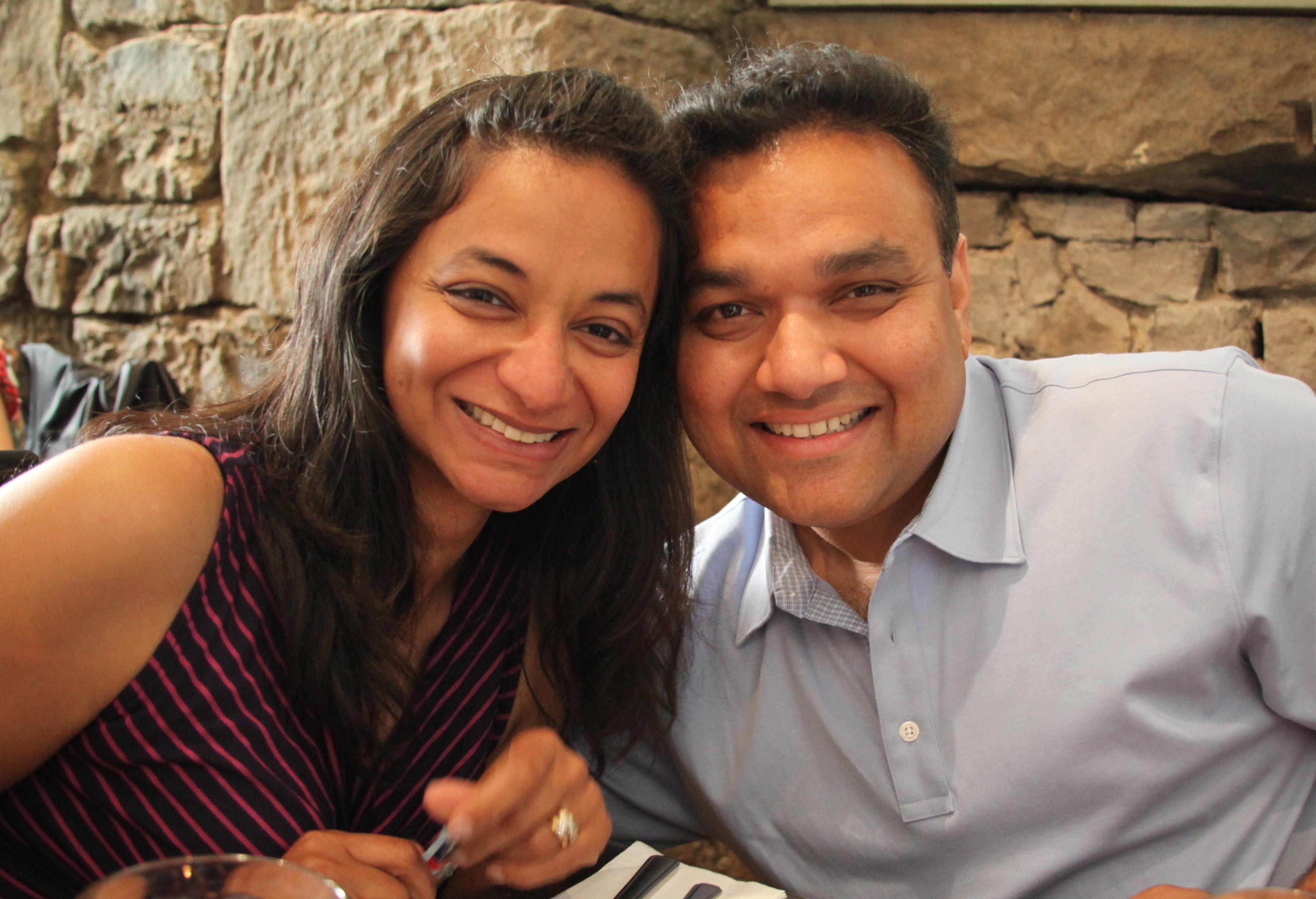 Deepika and Deepak