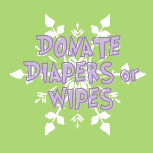 Diapers/Wipes