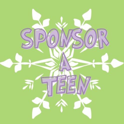 Sponsor A Teen