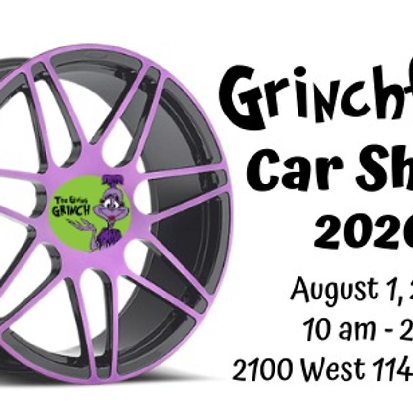 Grinchfest Car Show 2020