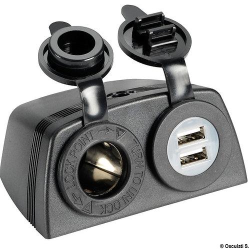 ΠΡΙΖΑ ΕΠΙΚΑΘΗΜΕΝΗ ΑΝΑΠΤΗΡΑΣ- ΘΥΡΑ USB